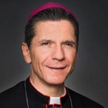 Archbishop Gustavo García- Siller