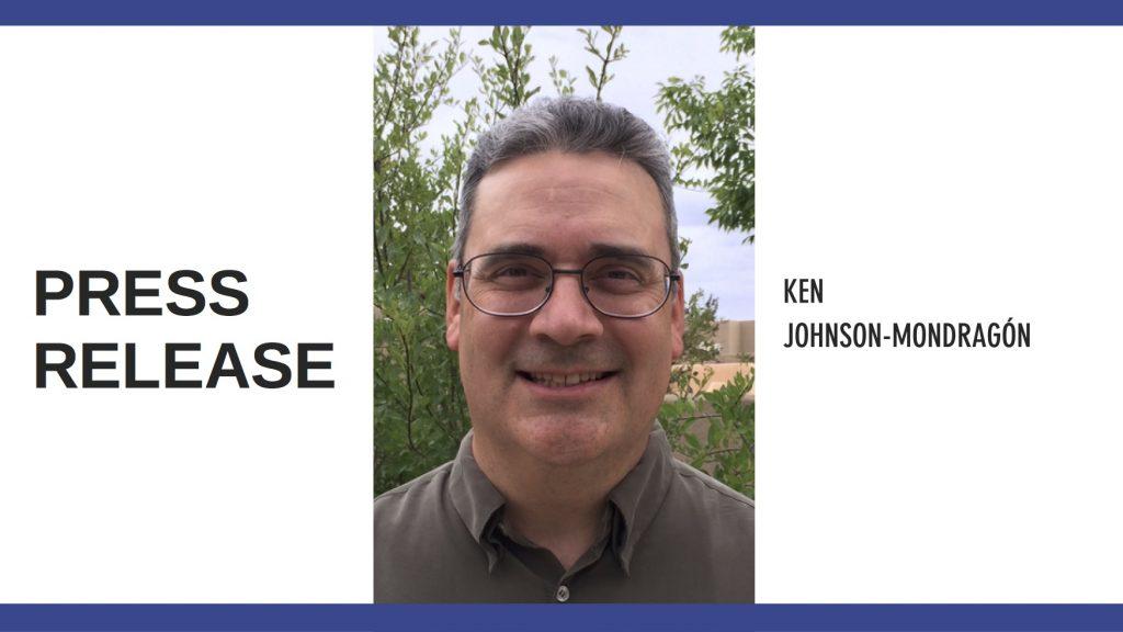 Ken Johnson-Mondragón joins the V Encuentro Leadership Team