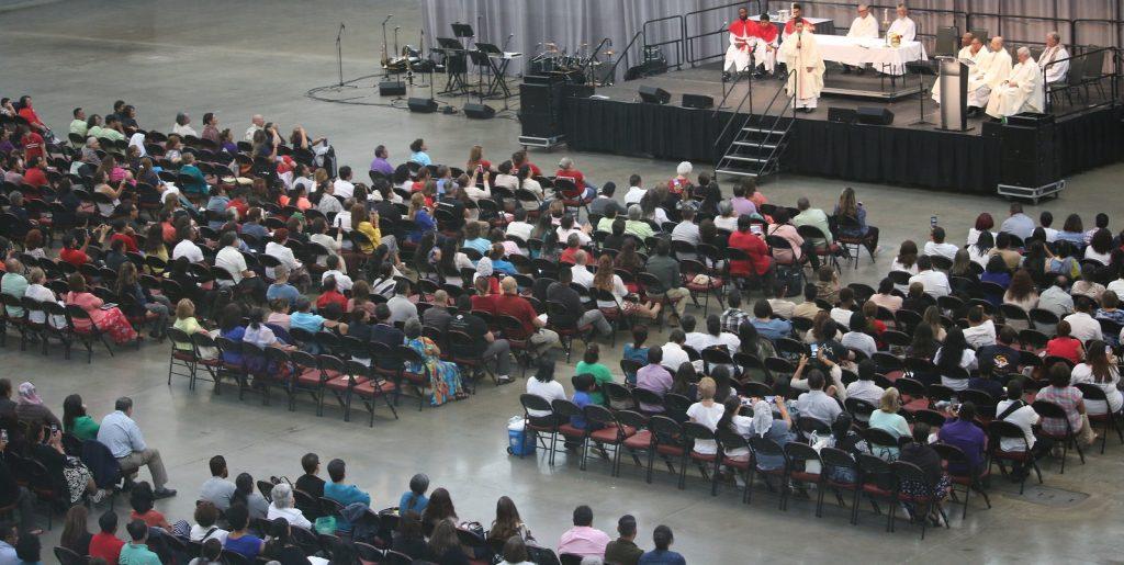 Over 1,000 Hispanics attend Charismatic Renewal Jubilee in Pittsburgh