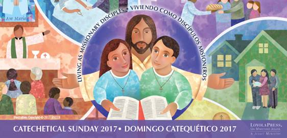 Catechetical Sunday Reminds Us That Catechizing Is a Team Effort