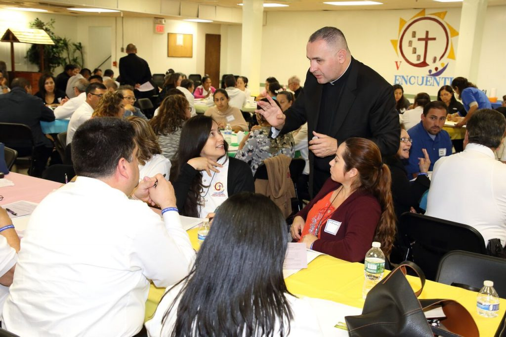 Hispanic/Latino missionary disciples unite at Metuchen Diocesan Encuentro