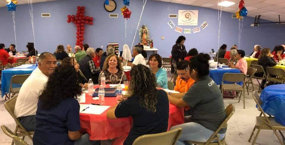 Las Cruces celebra Encuentro Diocesano