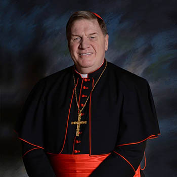 Cardenal Joseph William Tobin
