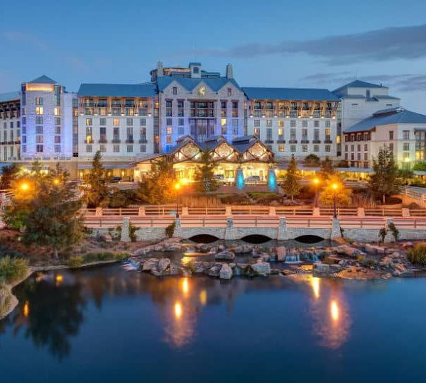 The Gaylord Texan Resort