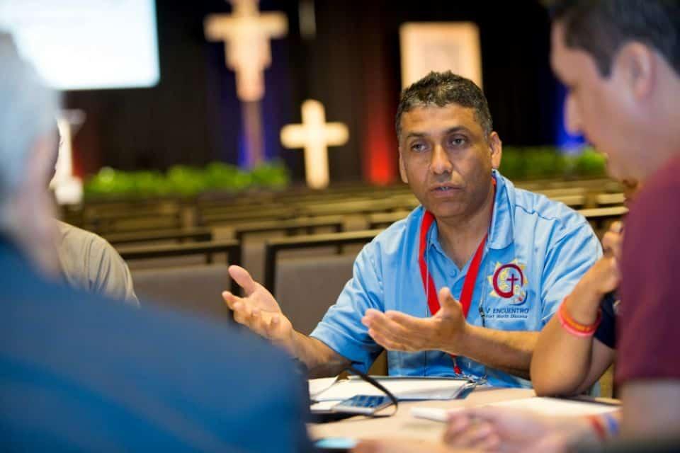 Deacon Martin Garcia