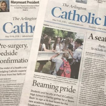 Arlington Catholic Herald