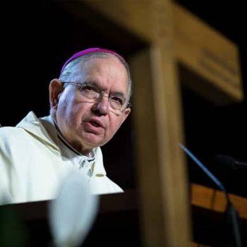 Mons. José Gomez, Arzobispo de Los Ángeles
